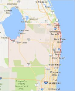 Service Areas In Palm Beach South Florida Sfl Paver